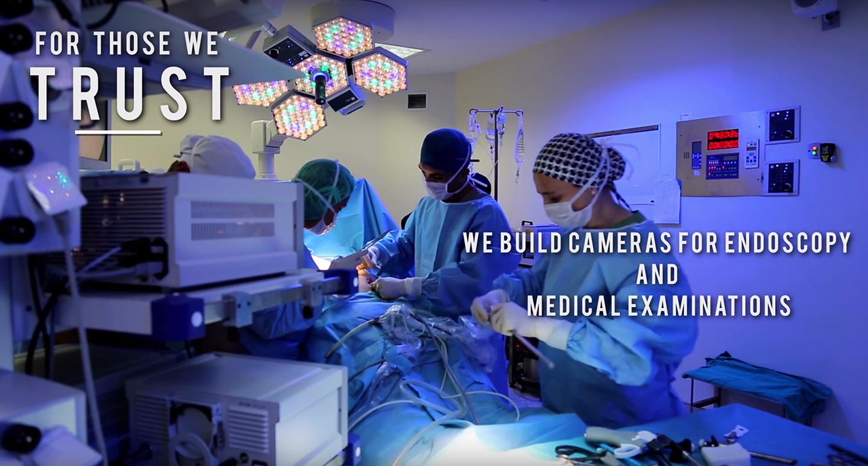Medical Imaging Cameras