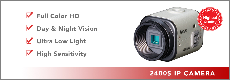 2400S IP Camera Details